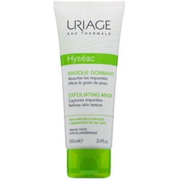 Fotografie Uriage Hyséac peelingová maska pro smíšenou a mastnou pleť 100 ml