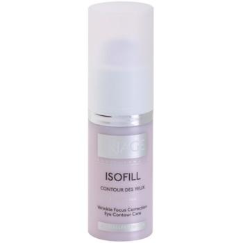 Uriage Isofill crema contur pentru ochi