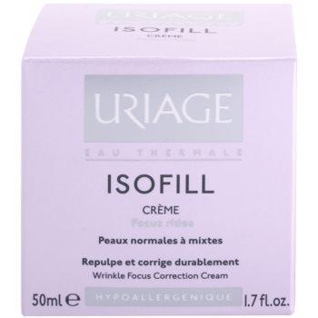 Uriage Isofill protivráskový krém pro normální až smíšenou pleť 2