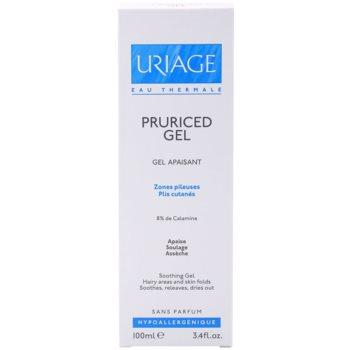 Uriage Pruriced nyugtató gél 3