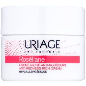 uriage roséliane crema de zi cu efect de refacere pentru piele sensibila cu tendinte de inrosire