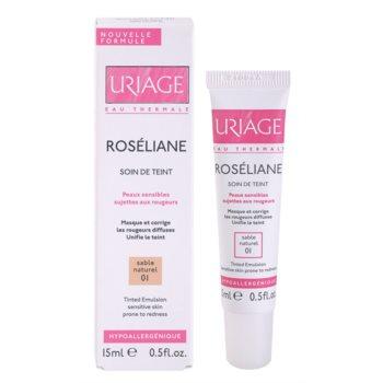 Uriage Roséliane Tönungsfluid für empfindliche Haut mit der Neigung zum Erröten 3