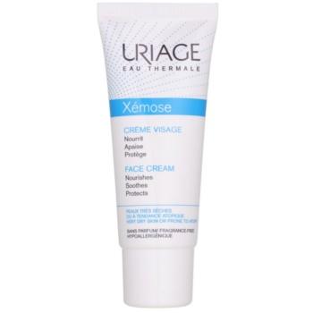 Uriage Xémose crema nutritiva pentru piele foarte uscata si sensibila