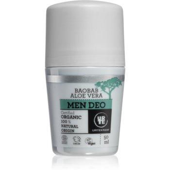 Urtekram Men deodorant roll-on cremos imagine produs