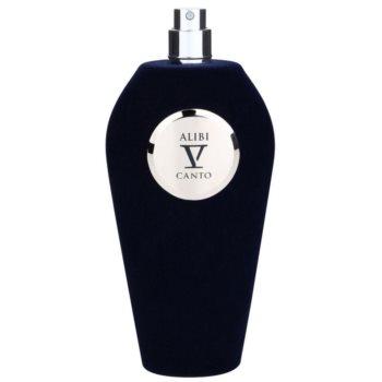 V Canto Alibi парфюмен екстракт тестер унисекс