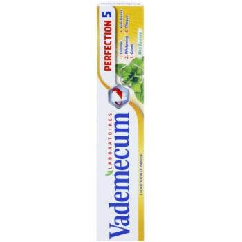 Vademecum Perfection 5 belilna zobna pasta za popolno zaščito zob 2