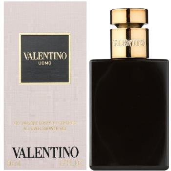 Valentino Uomo душ гел за мъже  тестер