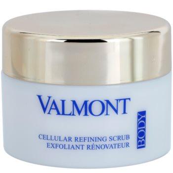 Valmont Body Time Control nährende Peeling-Creme für den Körper