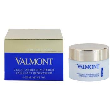 Valmont Body Time Control nährende Peeling-Creme für den Körper 2