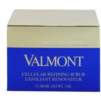 Valmont Body Time Control nährende Peeling-Creme für den Körper 3