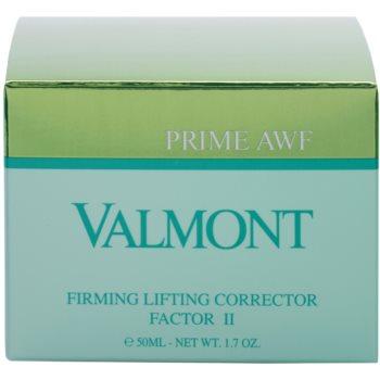 Valmont Prime AWF stärkende Krem zum vereinheitlichen der Hauttöne 2
