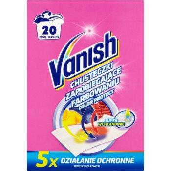 Vanish Color ?erve?ele pentru prevenirea decolorãrii imagine produs