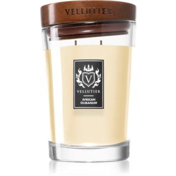 Vellutier African Olibanum lumânare parfumată