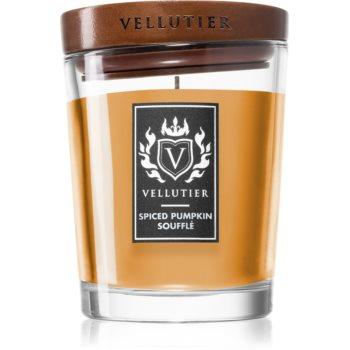 Vellutier Spiced Pumpkin Soufflé lumânare parfumată