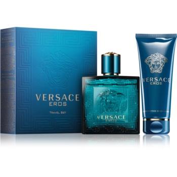 Versace Eros toaletní voda 100 ml + sprchový gel 100 ml