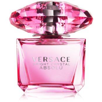 Fotografie Versace - Bright Crystal Absolu 90ml Parfémovaná voda W