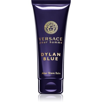 Versace Dylan Blue Pour Homme after shave balsam pentru barbati 100 ml