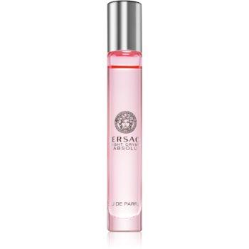 Versace Bright Crystal Absolu eau de parfum pentru femei 10 ml roll-on