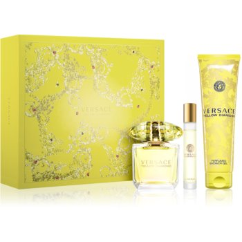 Versace Yellow Diamond set cadou XIV.