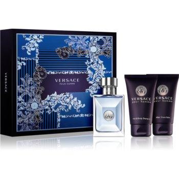 Versace Pour Homme set cadou V.