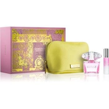 Versace Bright Crystal set cadou IX.