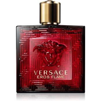 Versace Eros Flame after shave pentru bărbați