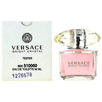 Versace Bright Crystal тоалетна вода тестер за жени 2