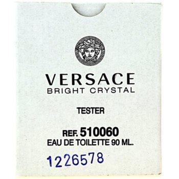 Versace Bright Crystal тоалетна вода тестер за жени 3