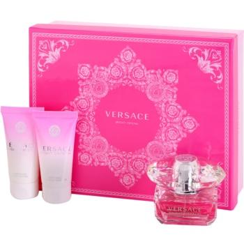 Versace Bright Crystal darilni seti