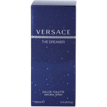 Versace Dreamer eau de toilette férfiaknak 4