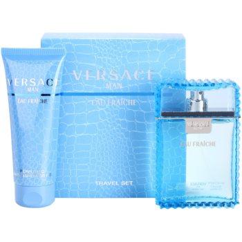 Versace Man Eau Fraîche dárková sada XI.