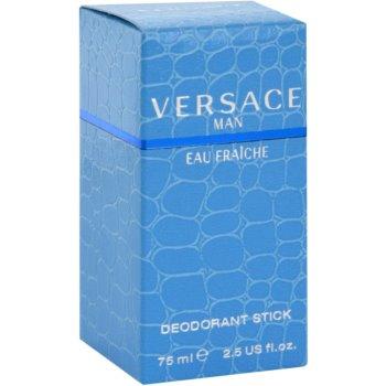 Versace Eau Fraiche Man Deodorant Stick for Men 3