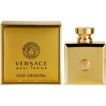 Versace Pour Femme Oud Oriental eau de parfum nőknek