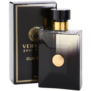 Versace Pour Homme Oud Noir Eau De Parfum pentru barbati 1