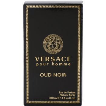 Versace Pour Homme Oud Noir Eau De Parfum pentru barbati 4