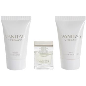 Versace Vanitas ajándékszettek 2