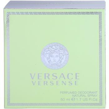 Versace Versense dezodorant v razpršilu za ženske 4