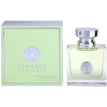 Versace Versense dezodorant v razpršilu za ženske