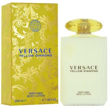 Versace Yellow Diamond lapte de corp pentru femei