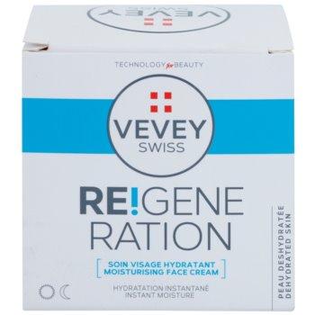 Vevey Swiss Re!generation hidratáló arckrém kisimító hatással 2