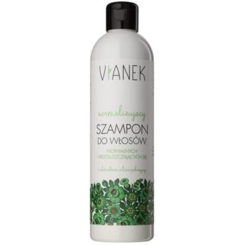 Vianek Energizing jemný šampon ke každodennímu použití pro normální až mastné vlasy