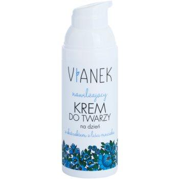 Vianek Moisturising Tagescreme mit feuchtigkeitsspendender Wirkung für trockene bis empfindliche Haut 1