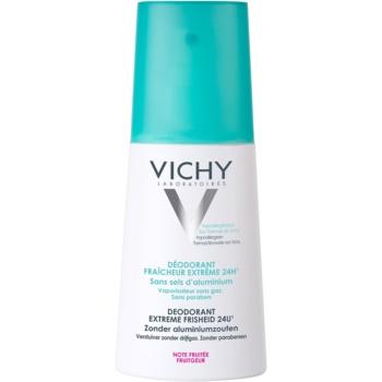 Fotografie Vichy Deodorant osvěžující deodorant ve spreji 100 ml