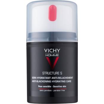 Fotografie Vichy Homme Structure S hydratační krém pro ochablou pleť 50 ml