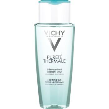 Vichy Pureté Thermale odličovač make-upu pro citlivé oči 150 ml