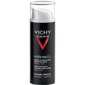 Vichy Homme Hydra Mag hydratační péče proti známkám únavy pro muže 50 ml