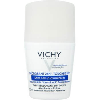 Fotografie Vichy Deodorant deodorant roll-on pro citlivou pokožku 50 ml