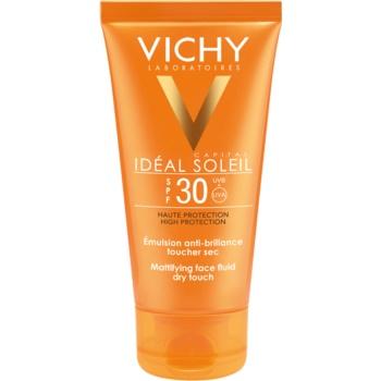Fotografie Vichy Capital Soleil ochranný matující fluid na obličej SPF 30 50 ml