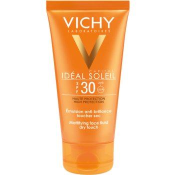Vichy Capital Soleil fluid protector mat pentru fata SPF 30