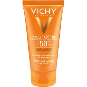 Fotografie Vichy Capital Soleil ochranný matující fluid na obličej SPF 50 50 g